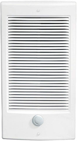 Dimplex Fan-Forced Wall Insert Heater 240/208V, 2,000/1,500 Watts, White  - T23WH1531CW