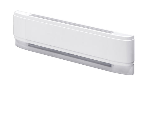 "Dimplex Linear Convector Baseboard Heater 25"", 750W, 347V, White - LC2507W51"