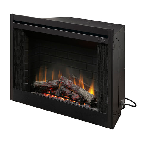 Dimplex 45-Inch Deluxe Built-In Electric Fireplace - BF45DXP