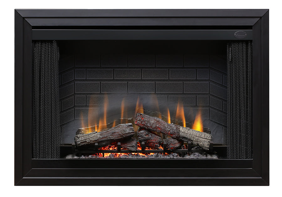 Dimplex 45-Inch Deluxe Built-In Electric Fireplace - BF45DXP - Dimplex Online Store
