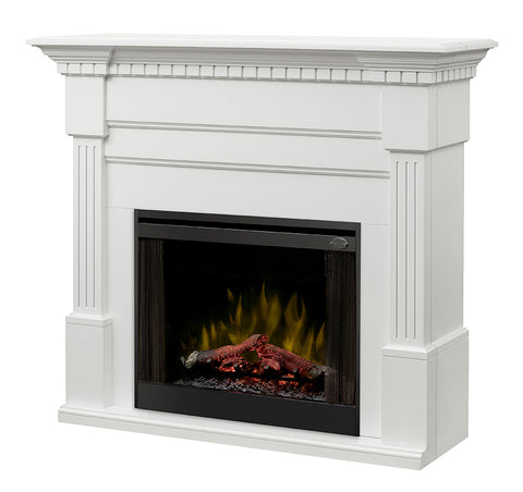 Dimplex Christina 56-Inch BuiltRite Fireplace Mantel - White (Mantel ONLY) - BM3033-1801W