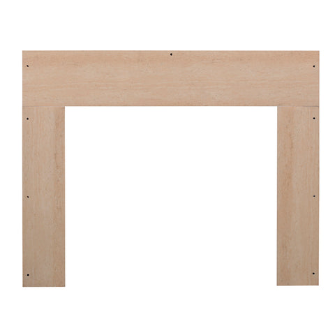 Dimplex Christina BuiltRite Mantel Travertine Surround - BMT-1801TR