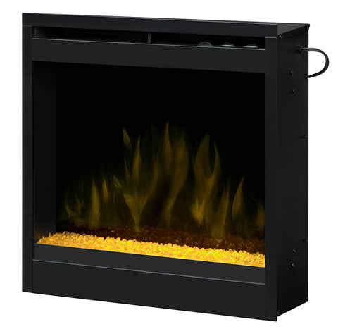 Dimplex 20-Inch Firebox with Crystal Media Bed - DF2000CR