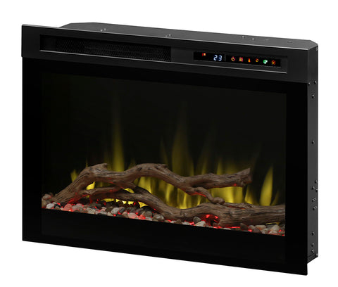 "Dimplex 26"" Plug-In Electric Firebox - Acrylic/Driftwood - DF26DWC-PRO"