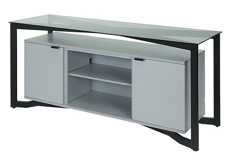 Dimplex Christian Silver Wave Media Console - DM2526-1846SW