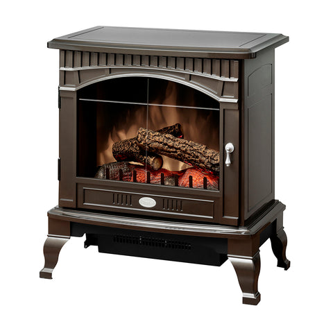 Dimplex Traditional Electric Stove, Bronze - DS5629BR
