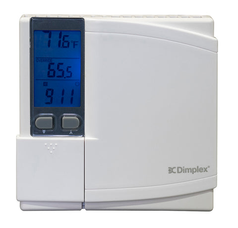 Dimplex 7-Day Programmable Thermostat 4000W - DWT431W-P