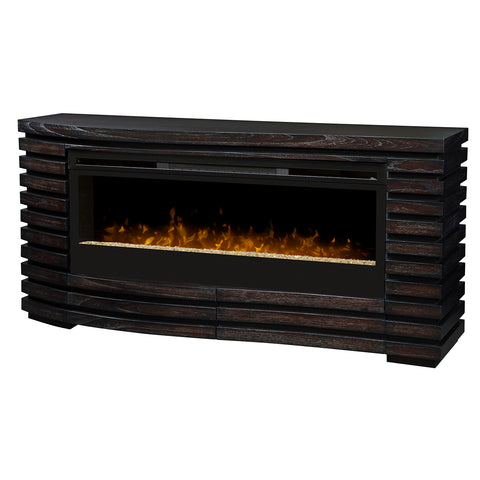 Dimplex Elliot Mantel Fireplace With Glass Ember Bed - GDS50G3-1587HT
