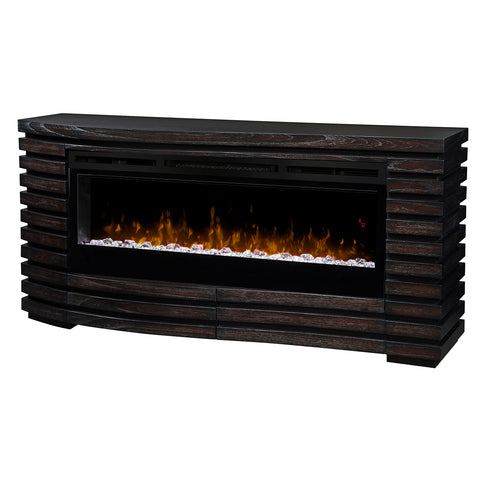 Dimplex Elliot Mantel Fireplace With Glass Ember Bed - GDS50G5-1587HT