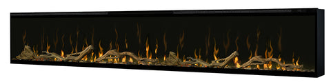 "Dimplex IgniteXL 100"" Linear Electric Fireplace - XLF100"