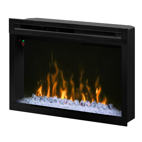 Dimplex 33-Inch Multi-Fire XD® Electric Firebox With Glass Embers - PF3033HG