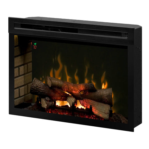 Dimplex 33-Inch Multi-Fire XD™ Electric Firebox With Logs - PF3033HL