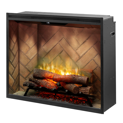 "Dimplex 36"" Revillusion Portrait Built-in Firebox - RBF36P"