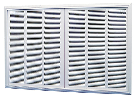 Dimplex Commerical Fan-Forced Heater 6000W, 208V, White - RFF86021