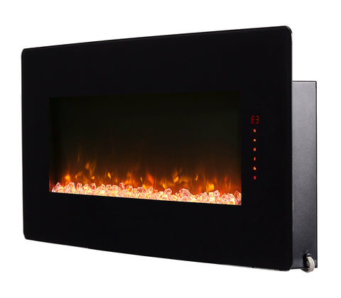 "Dimplex Winslow 42"" Wall-Mount Electric Fireplace - SWM4220"