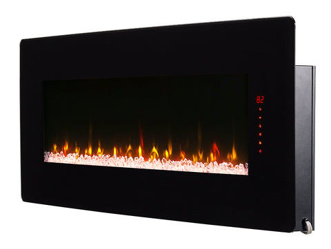 "Dimplex Winslow 48"" Wall-Mount Electric Fireplace - SWM4820"