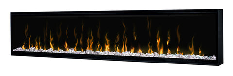 "Dimplex IgniteXL 74"" Linear Electric Fireplace - XLF74"