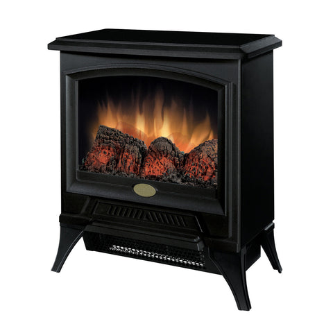 Dimplex Compact Black Freestanding Electric Stove - Black - CS-12056A