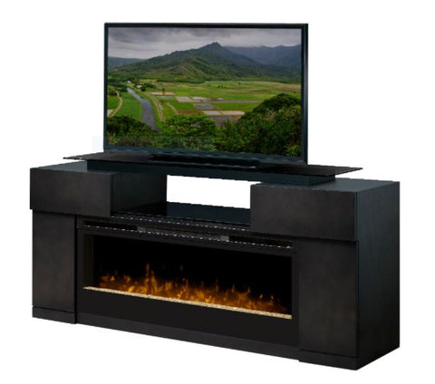 Dimplex Concord Media Console Electric Fireplace With Acrylic Ember Bed - GDS50-1243SC