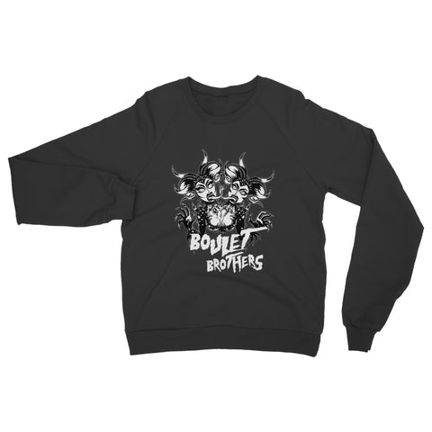 UK LISTING - BOULET BROTHERS BY NEON CLOWN Classic Adult Sweatshirt
