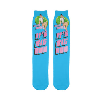 SOCKS - LANDON ROMANO - IT'S BIG HUH Sublimation Tube Sock