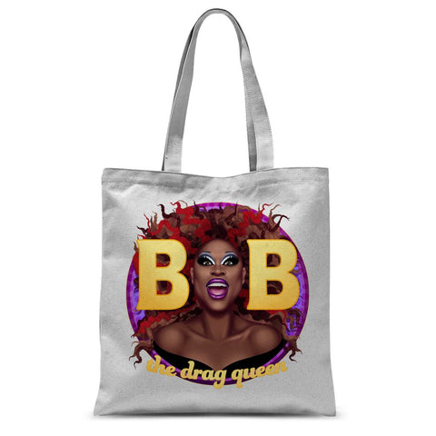BOB THE DRAG QUEEN TOTE BAG