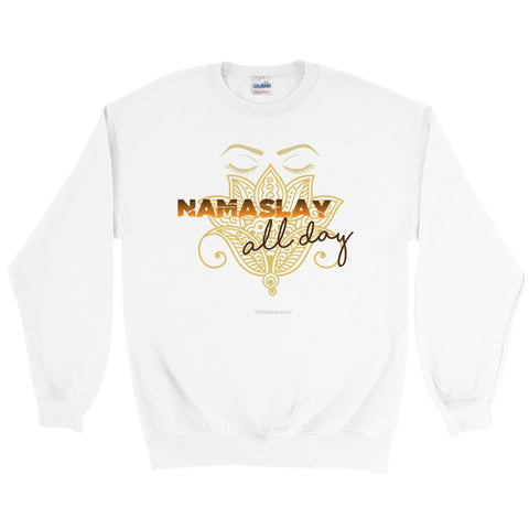 LOLA ROSE NAMASLAY ALL DAY V1 SWEATSHIRT
