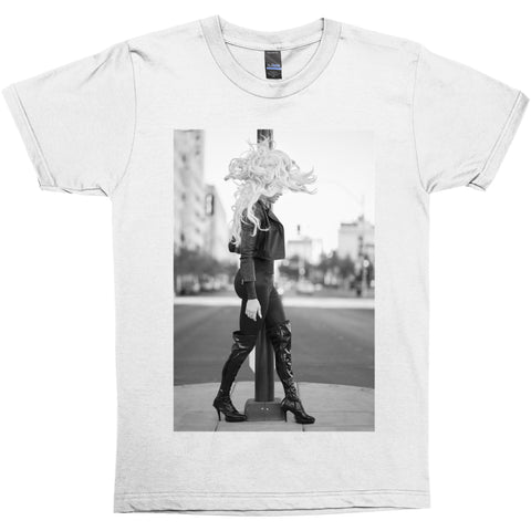 UK LISTING - Nebraska Thunderfuck Repeat Photos T-Shirt
