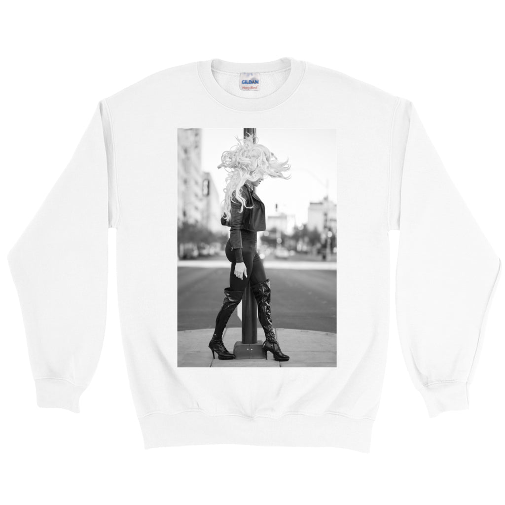 "SWEATSHIRTS - NEBRASKA THUNDERFUCK ""STREET WALKING"" SWEATSHIRT"