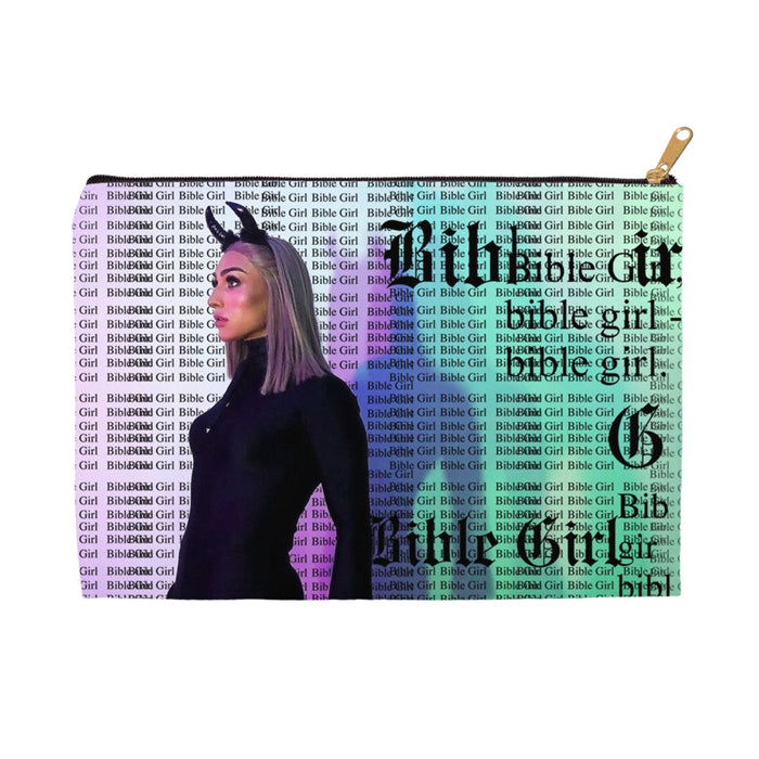 COSMETICS BAG - BIBLEGIRL ACCESSORY POUCH