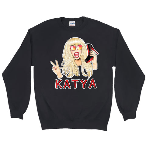 "TRIXIE / KATYA ""PRINCESS"" T-SHIRT"