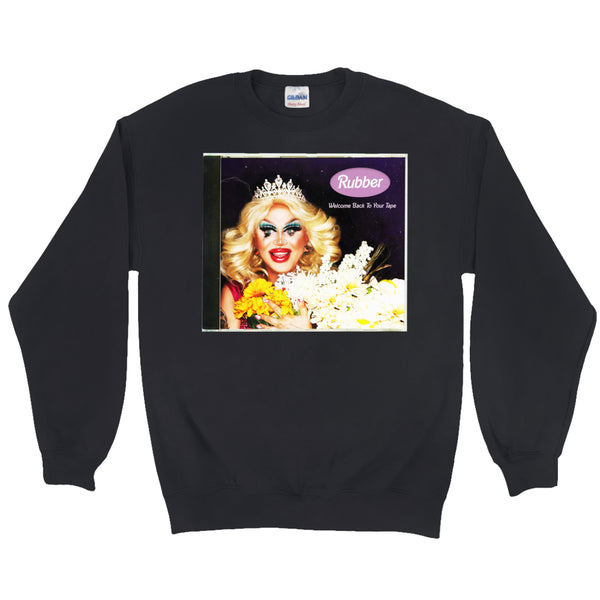 SWEATSHIRTS - RUBBER CHILD DRAGCON NYC 18 SWEATSHIRT