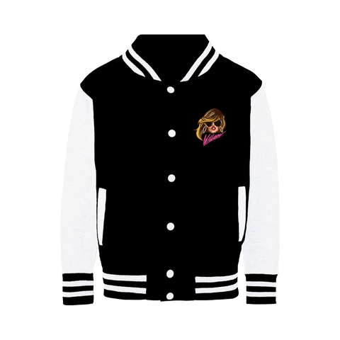 "WILLAM ""SIGNATURE"" Varsity Jacket"