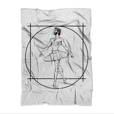 "JAMES WHITESIDE ""CIMORONI"" Sublimation Adult Blanket"