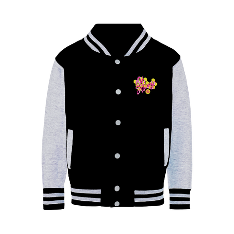 "TRIXIE MATTEL ""OH HONEY"" Varsity Jacket"