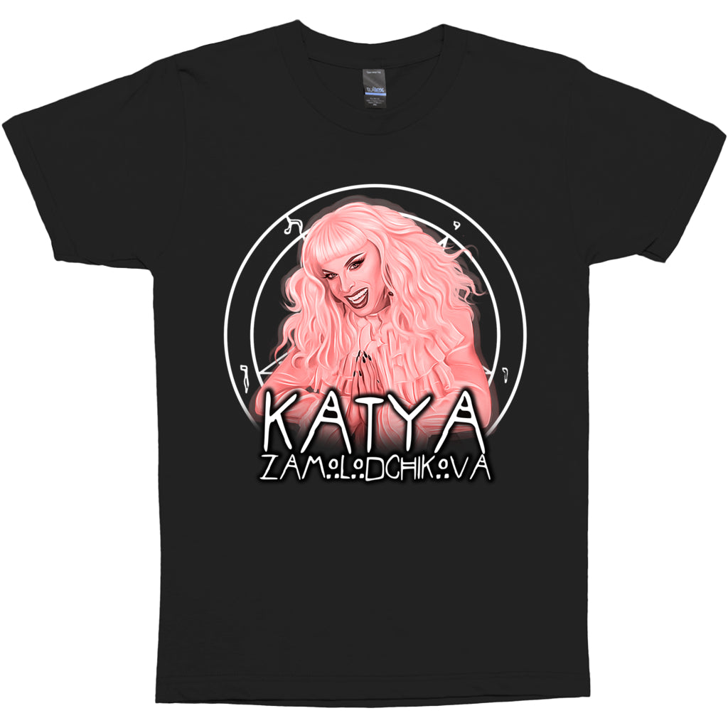 "T-SHIRTS - KATYA ""SUMMONING CIRCLE"" T-SHIRT"
