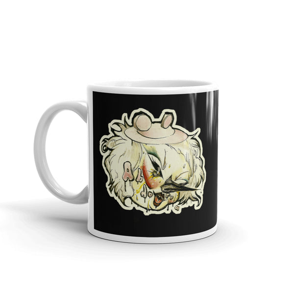 COFFEE MUGS - ABHORA ILLUSTRATED 11oz Mug