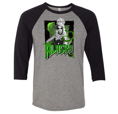 "ALASKA ""ALRIGHT DARLING PHOTO"" LONG SLEEVE T-SHIRT"