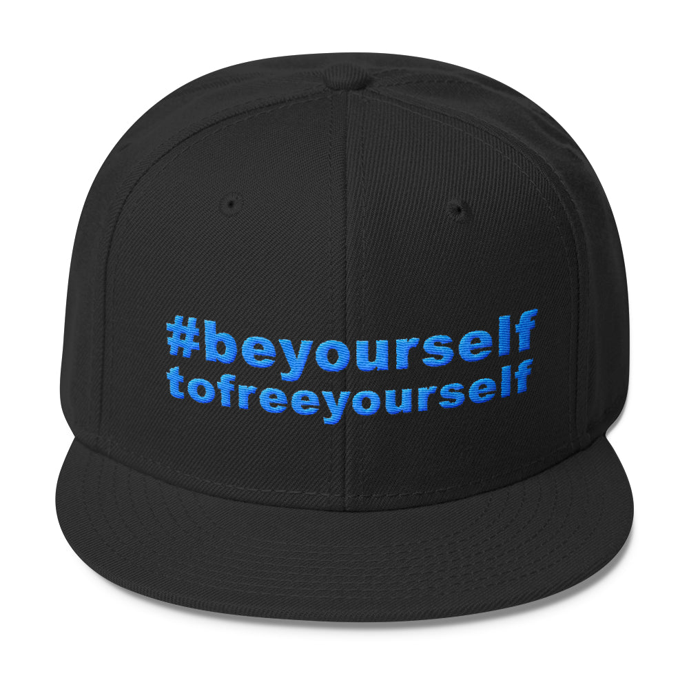 HEADWEAR - EUREKA O'HARA #BEYOURSELF SNAP BACK HAT
