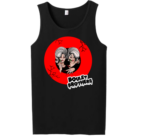 BOULET BROTHERS BY PUPPY TEETH TANK TOP