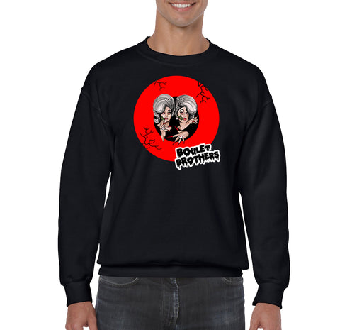 "ARIEL VERSACE ""by MICAH SOUZA"" HOODED SWEATSHIRT"