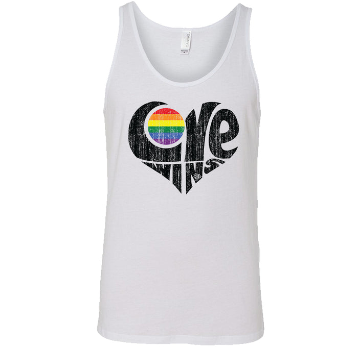 TANK TOPS - DRAGSTYLZ LOVE WINS TANK TOP