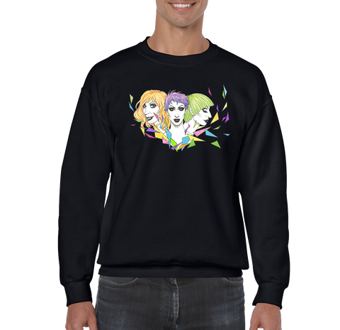Ari Kiki B&W NYC Photo Sweatshirt