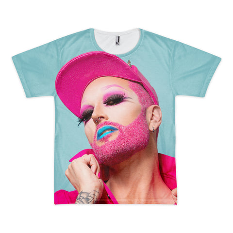 "ECHO ""PINK"" SUBLIMATED T-SHIRT"