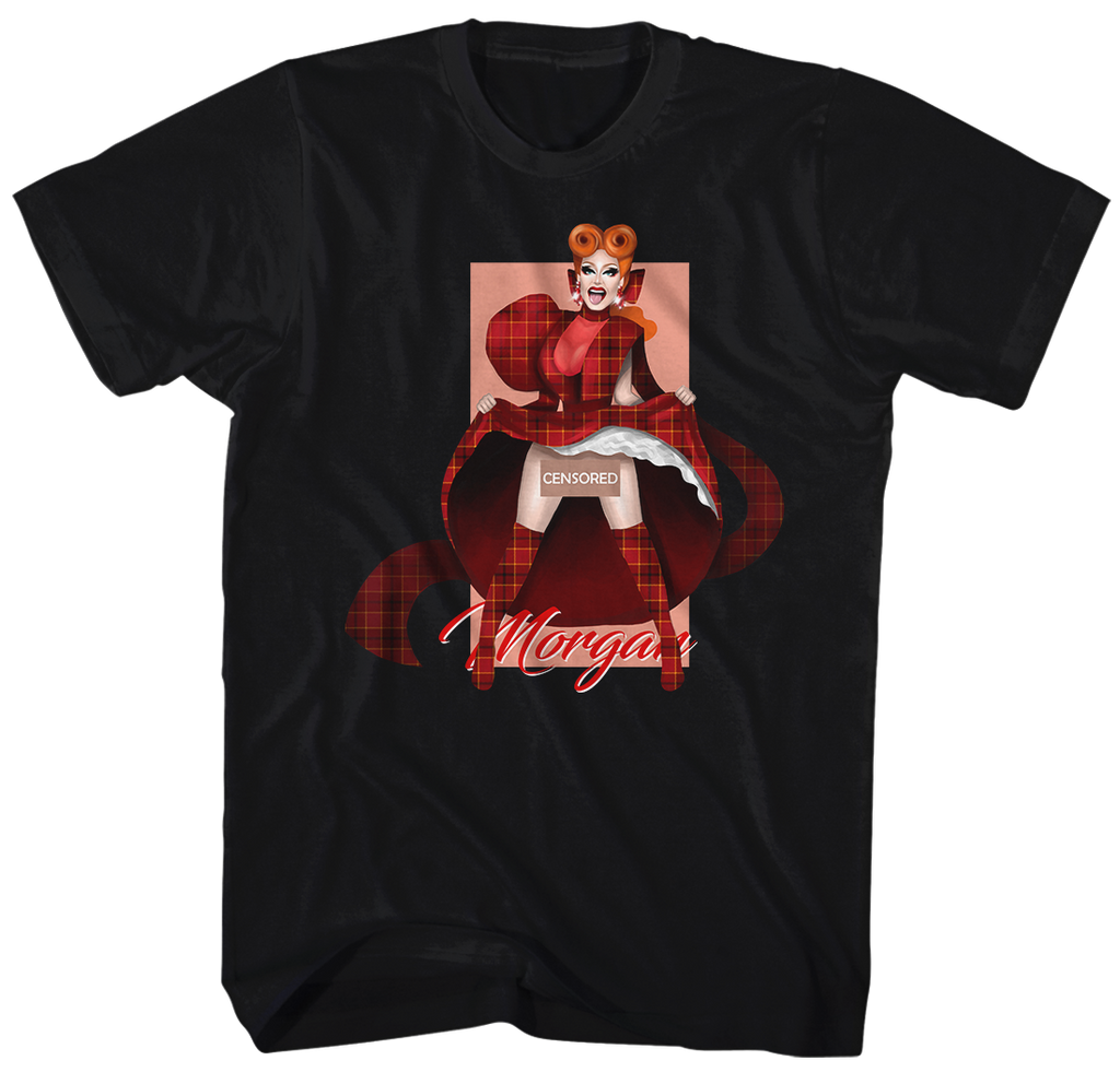 "MORGAN MCMICHAELS ""QUEEN OF SCOTTS"" TEE"