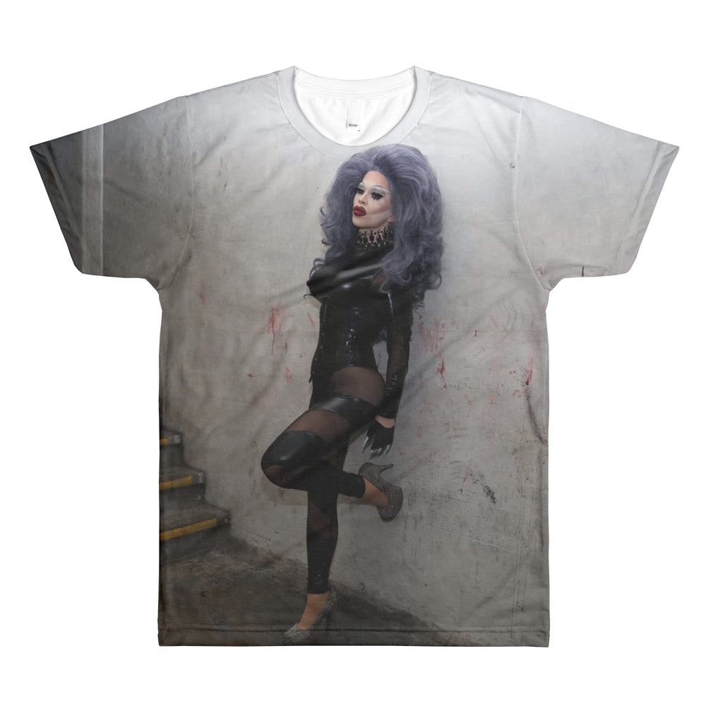 "SUBLIMATED T-SHIRTS - PHAEDRA PHADED ""STANDING UP"" SUBLIMATED T-SHIRT"