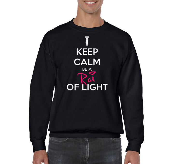 SWEATSHIRTS - SHAUNNA RAI KEEP CALM SWEATSHIRT