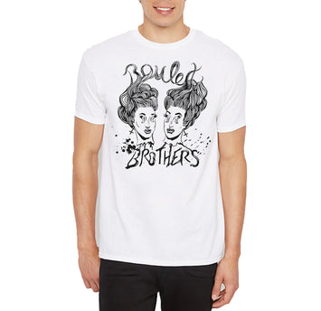 T-SHIRTS - BOULET BROTHERS BY PUPPY TEETH T-SHIRT