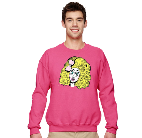 "UK LISTING - TRIXIE MATTEL ""PUPPY TEETH"" SWEATSHIRT"