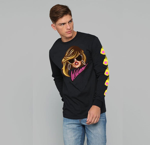 LONG SLEEVE T-SHIRTS - WILLAM